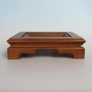 Drewniany stół bonsai 21,5 x 18 x 6 cm