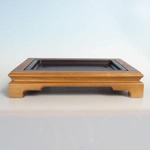 Drewniany stół bonsai 35 x 28 x 6,5 cm