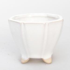 Ceramiczna miska do bonsai 2 jakości - wypalana w piecu gazowym 1240 ° C