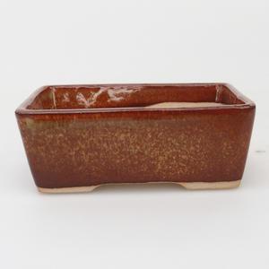 Ceramiczna miska do bonsai - wypalana w piecu gazowym 1240 ° C
