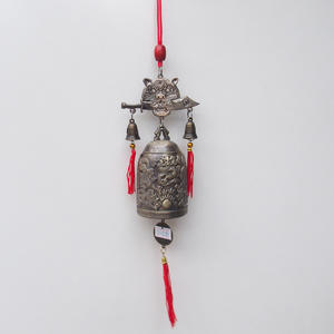 Metalowe dzwonki