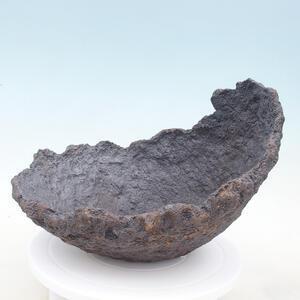 Keramická Skořápka 33 x 26 x 23 cm , barva  hnědá
