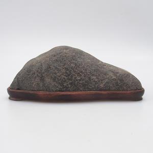 Suiseki - kamień z DAI (drewniana mata)