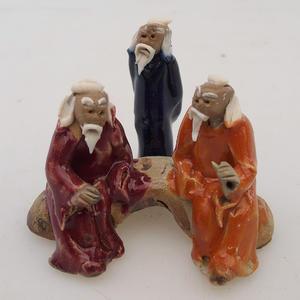 Figurka ceramiczna - Trinity