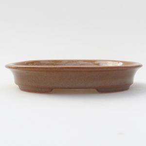 Ceramiczna miska bonsai - wypalana w piecu gazowym 1240 ° C