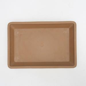 Bonsai podmiska plastik PP-2 - beżowy