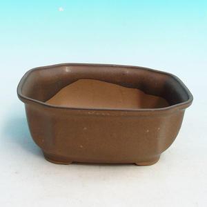 Ceramiczna miska bonsai H 31 - 14,5 x 12,5 x 6 cm