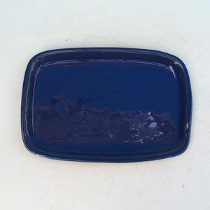 Taca na wodę Bonsai H 02-17 x 12 x 1 cm, niebieski - 17 x 12 x 1 cm