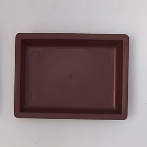 Bonsai taca plastikowa wody PP-3, brązowy
