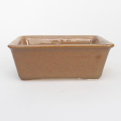Ceramiczna miska do bonsai - wypalana w piecu gazowym 1240 ° C - 1