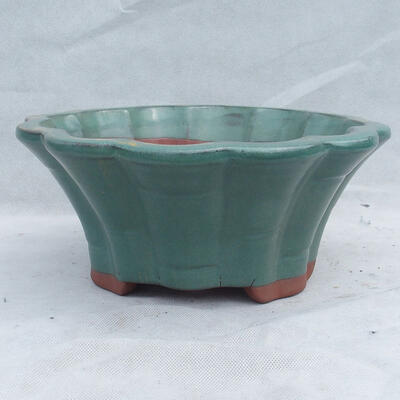 Miska Bonsai 29 x 29 x 13 cm, kolor zielony - 1