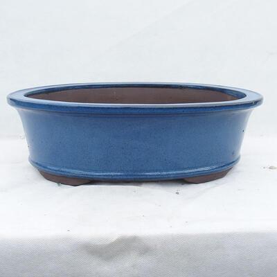 Miska Bonsai 61 x 46 x 20 cm, kolor niebieski - 1