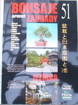 Bonsai i Ogród Japoński No.51 - 1