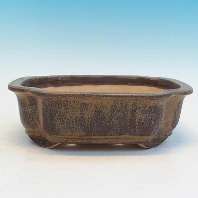 Bonsai ceramiczne miseczki cej 53, brązowy - 1