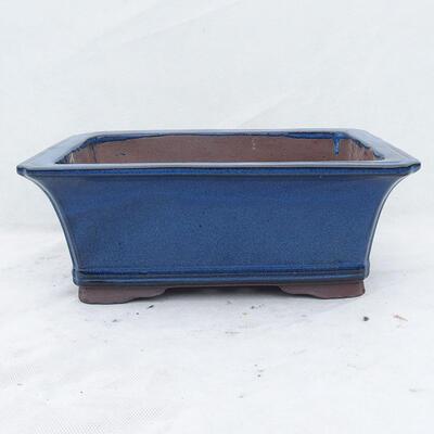 Miska Bonsai 33 x 23 x 12 cm, kolor niebieski - 1