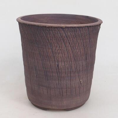 Ceramiczna miska bonsai 17 x 17 x 17 cm, kolor spękany - 1