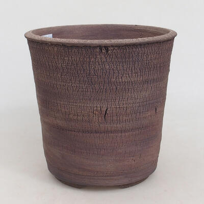 Ceramiczna miska bonsai 16,5 x 16,5 x 16,5 cm, kolor spękany - 1