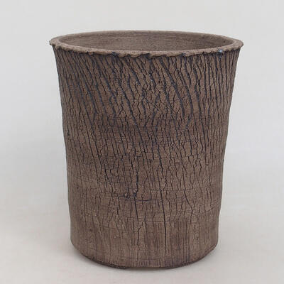 Ceramiczna miska bonsai 15 x 15 x 17 cm, kolor spękany - 1