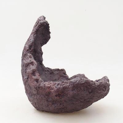 Powłoka ceramiczna 14,5 x 13,5 x 18 cm, kolor szary - 1