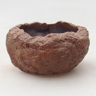 Powłoka ceramiczna 6 x 6 x 4,5 cm, kolor brązowy - 1