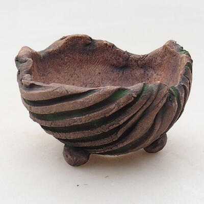 Powłoka ceramiczna 7 x 7,5 x 5 cm, kolor szarozielony - 1