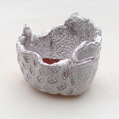 Powłoka ceramiczna 7 x 6,5 x 6,5 cm, kolor biały - 1