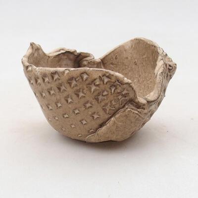 Powłoka ceramiczna 7,5 x 7 x 5,5 cm, kolor beżowy - 1