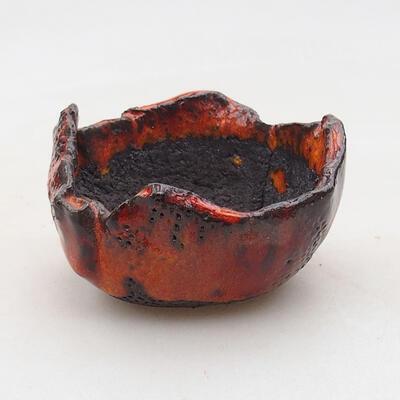 Powłoka ceramiczna 7,5 x 6,5 x 5 cm, kolor pomarańczowy - 1