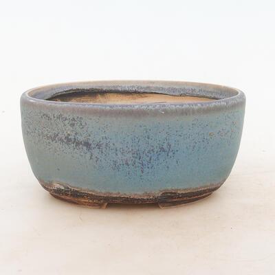 Miska Bonsai 19 x 14 x 9 cm, kolor niebieski - 1