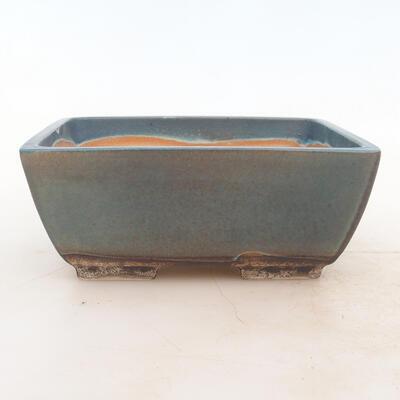 Miska Bonsai 17 x 13 x 7 cm, kolor niebieski - 1