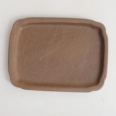 Ceramiczny spodek do bonsai H 50 - 17 x 12,5 x 1,5 cm - 1