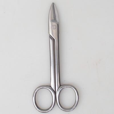Nożyce do drutu 120 mm - stal nierdzewna - 1