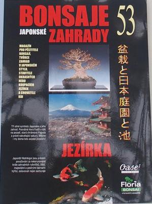 Bonsai i ogród japoński nr 54 - 1