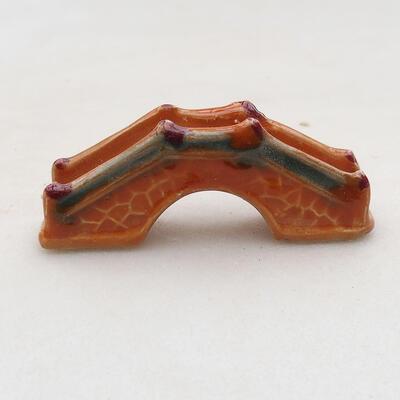 Figurka ceramiczna - Most B14-2b - 1