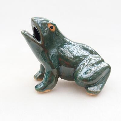Figurka ceramiczna - Żaba C21 - 1