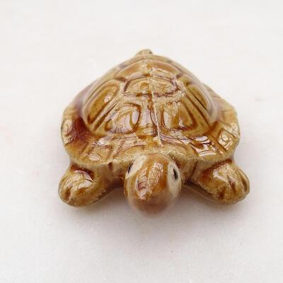 Figurka ceramiczna - Żółw C6 - 1