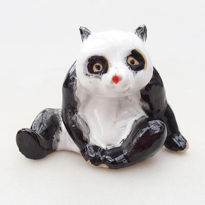 Figurka ceramiczna - Panda D24-1 - 1