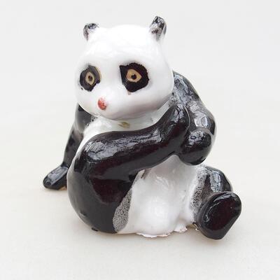 Ceramiczna figurka - Panda D24-3 - 1