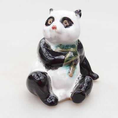 Ceramiczna figurka - Panda D24-4 - 1