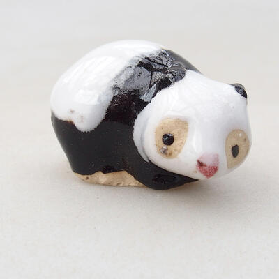 Figurka ceramiczna - Panda D25-1 - 1