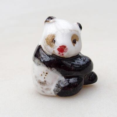 Figurka ceramiczna - Panda D25-4 - 1