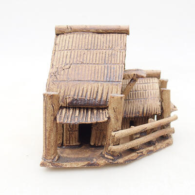 Figurka ceramiczna - Szałas F27 - 1