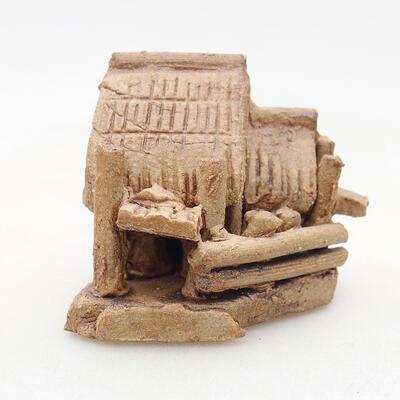 Figurka ceramiczna - Szałas F32 - 1