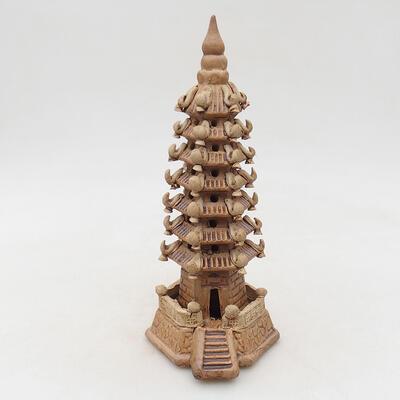 Figurka ceramiczna - Pagoda F7 - 1