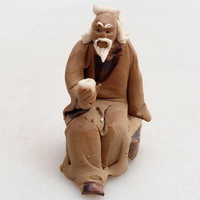Figurka ceramiczna - Stick figure H0-1 - 1