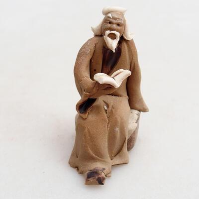 Figurka ceramiczna - Stick figure H0-2 - 1