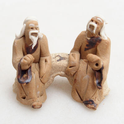 Figurka ceramiczna - Stick figure H18 - 1