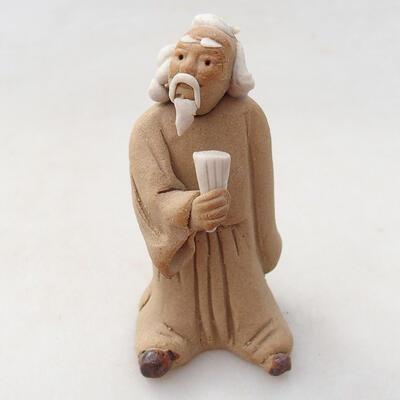 Figurka ceramiczna - Stick figure H26j - 1