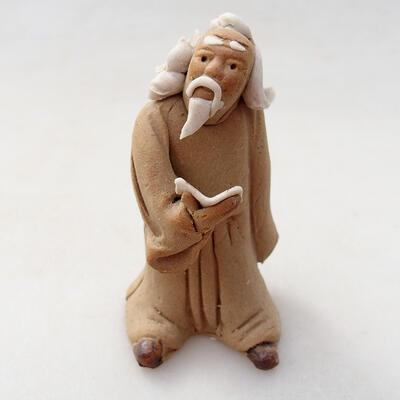 Figurka ceramiczna - Stick figure H26k - 1