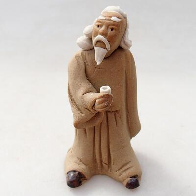 Figurka ceramiczna - Stick figure H26p - 1